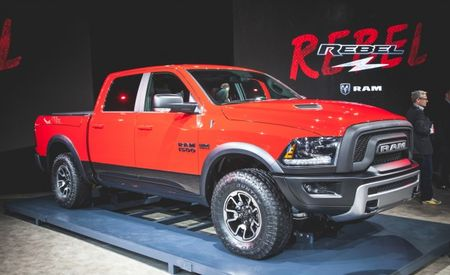 Ram Rebels from Restraint With, Um, Interesting New Trim Level