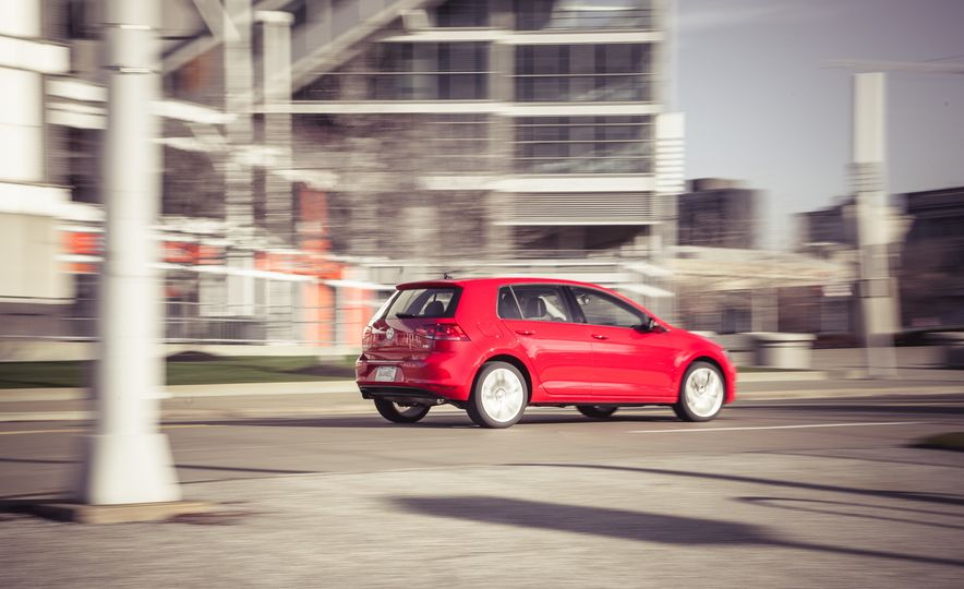 2015 Volkswagen Golf 1.8T TSI - Slide 72