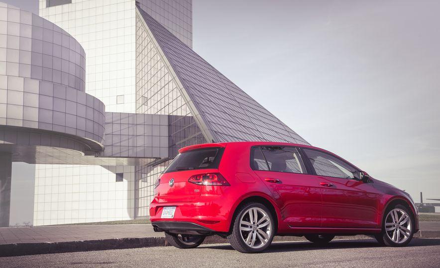 2015 Volkswagen Golf 1.8T TSI - Slide 94