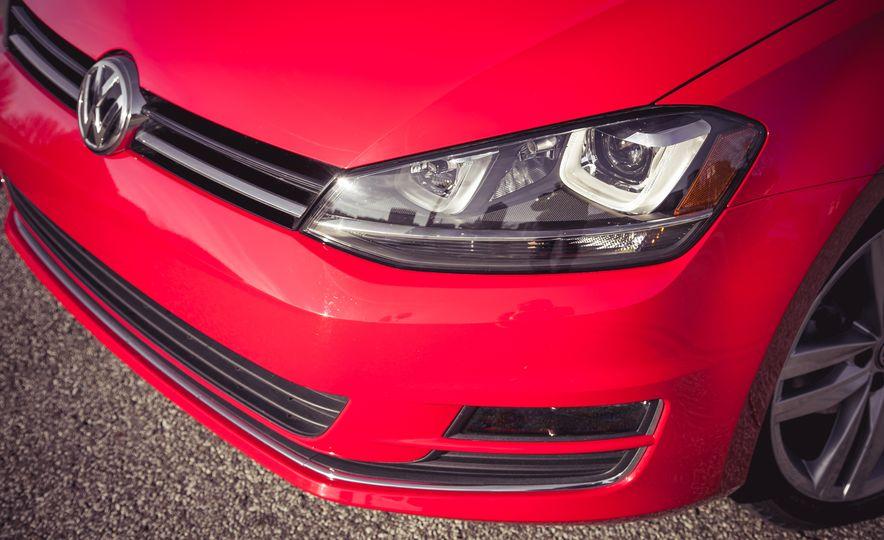 2015 Volkswagen Golf 1.8T TSI - Slide 95