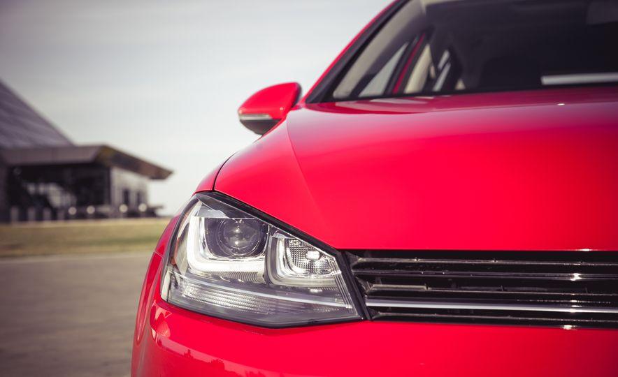 2015 Volkswagen Golf 1.8T TSI - Slide 96