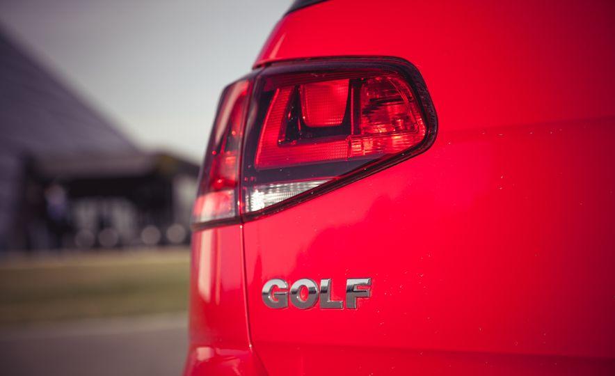 2015 Volkswagen Golf 1.8T TSI - Slide 98