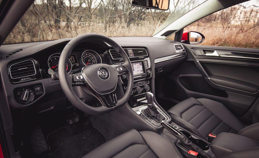 2015 Volkswagen Golf 1.8T TSI - Slide 100