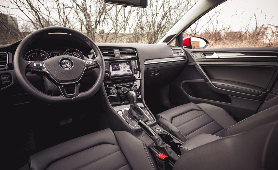 2015 Volkswagen Golf 1.8T TSI - Slide 101