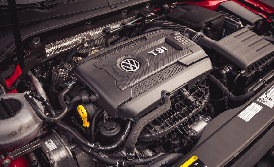 2015 Volkswagen Golf 1.8T TSI - Slide 117