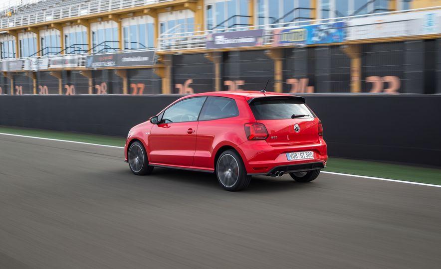 2015 Volkswagen Polo GTI - Slide 5