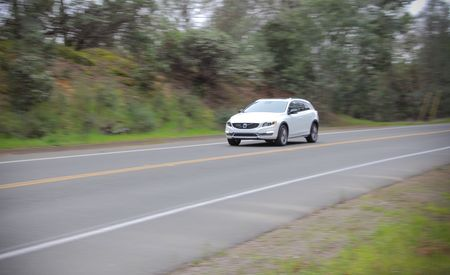 2015 Volvo V60 Cross Country – First Drive Review