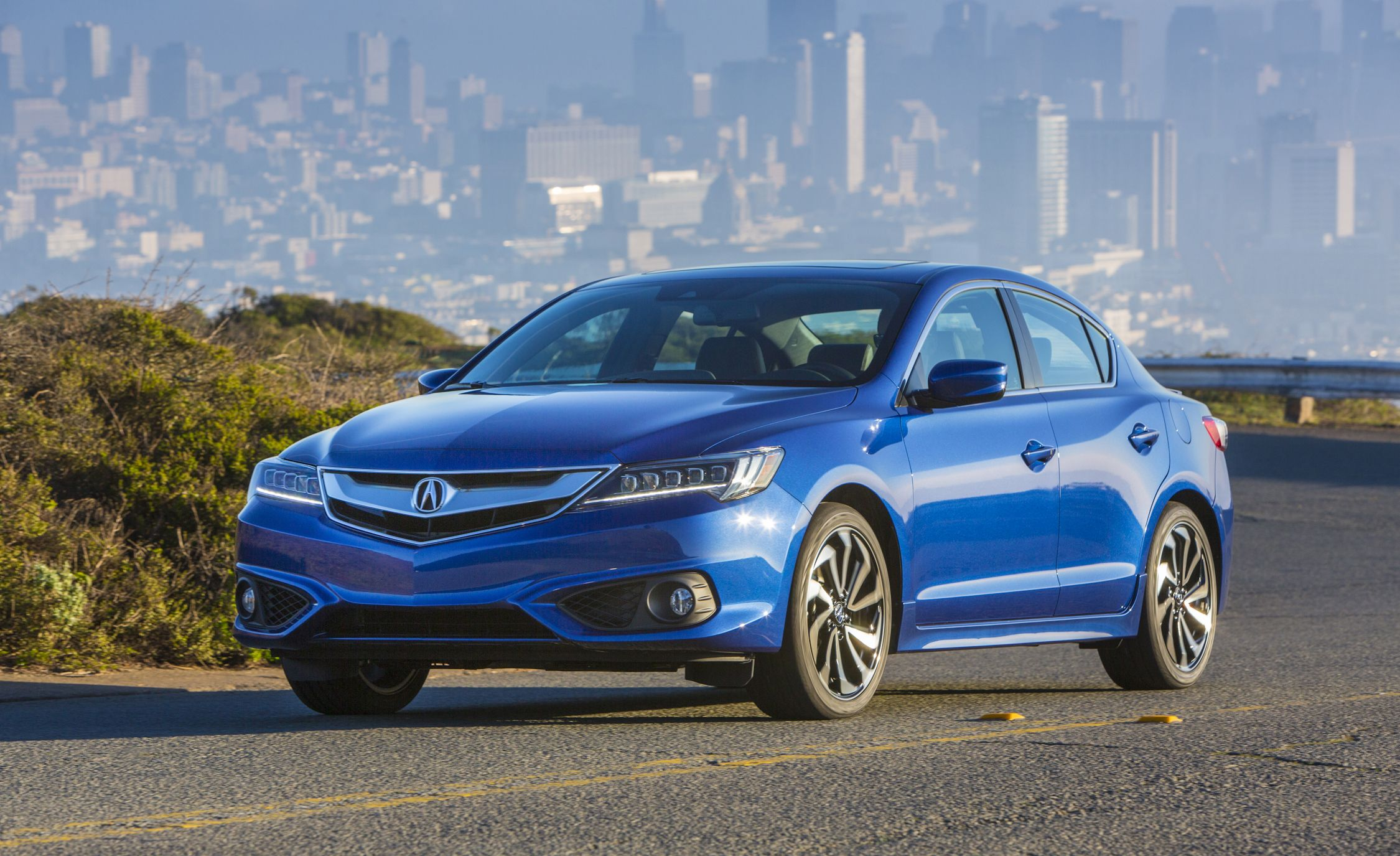 Acura ILX First Drive Review Car And Driver - Acura itx