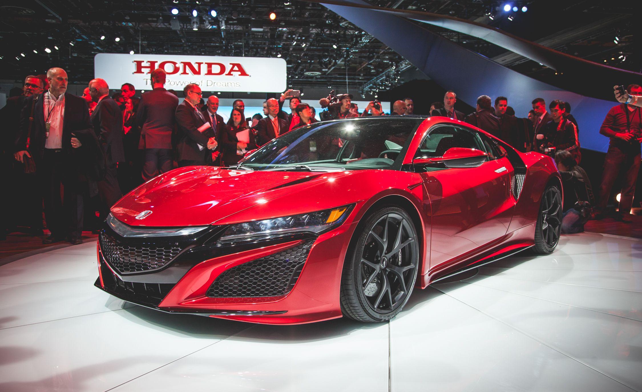 2016 Acura NSX Photos and Info  News  Car and Driver