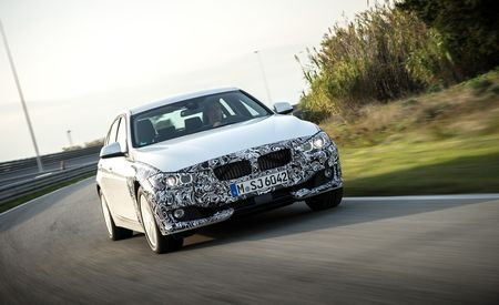 2016 BMW 328e Plug-In Hybrid – Prototype Drive
