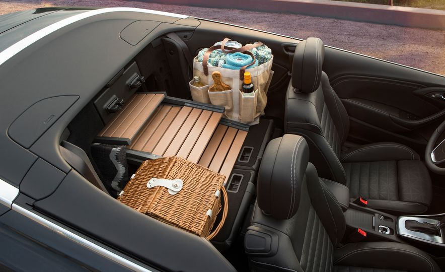 2016 Buick Cascada - Slide 14
