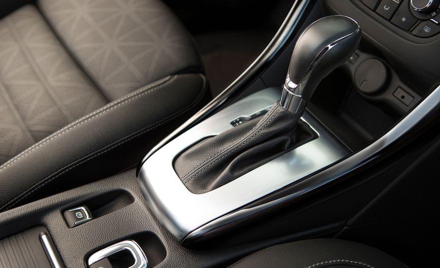 2016 Buick Cascada - Slide 16