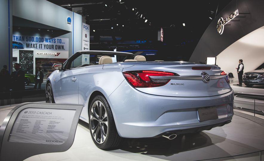 2016 Buick Cascada - Slide 4