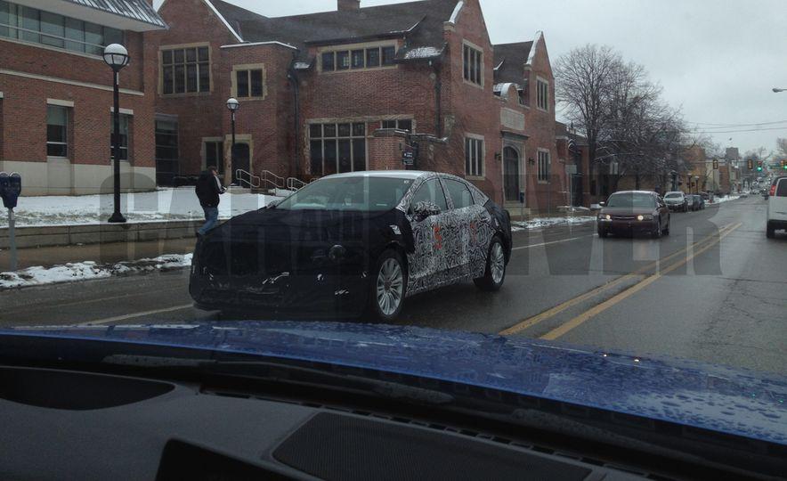 2016 Buick LaCrosse (spy photo) - Slide 1