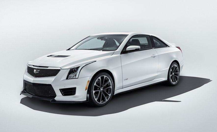 2016 Cadillac ATS-V Coupe - Slide 15