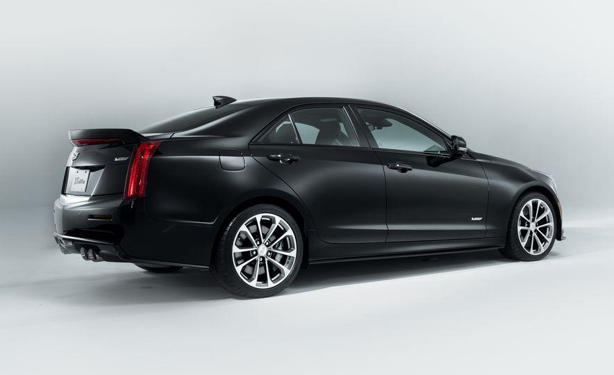 2016 Cadillac ATS-V Coupe - Slide 28