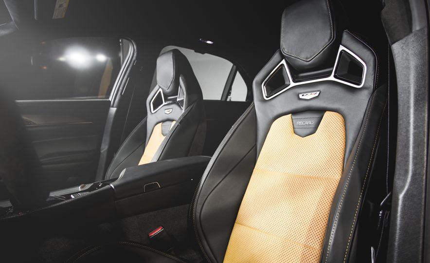 2015 Dodge Charger SRT Hellcat - Slide 35