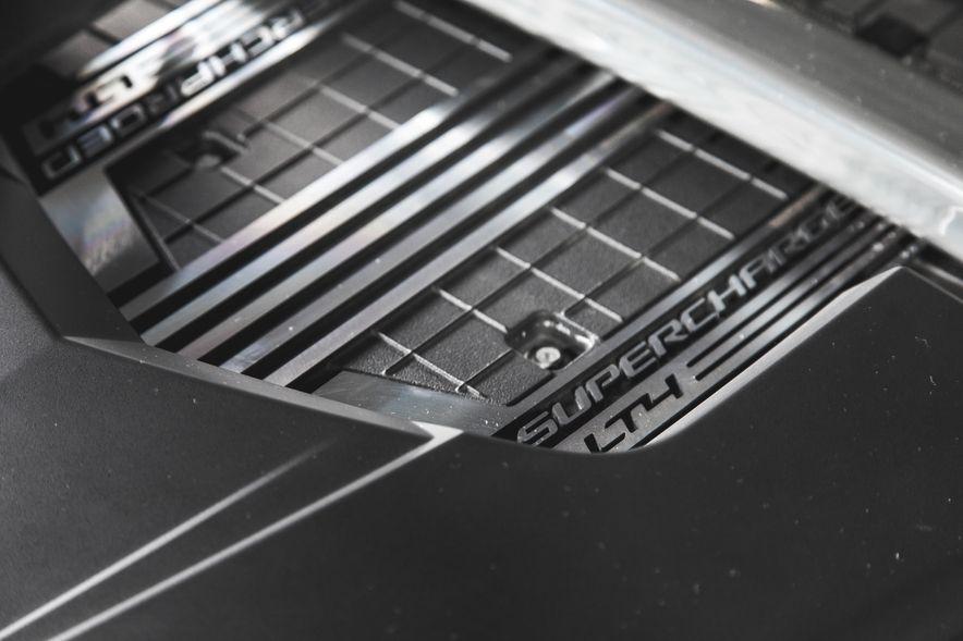 2015 Dodge Charger SRT Hellcat - Slide 37
