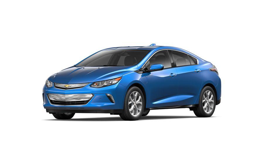 2016 Chevrolet Volt - Slide 11