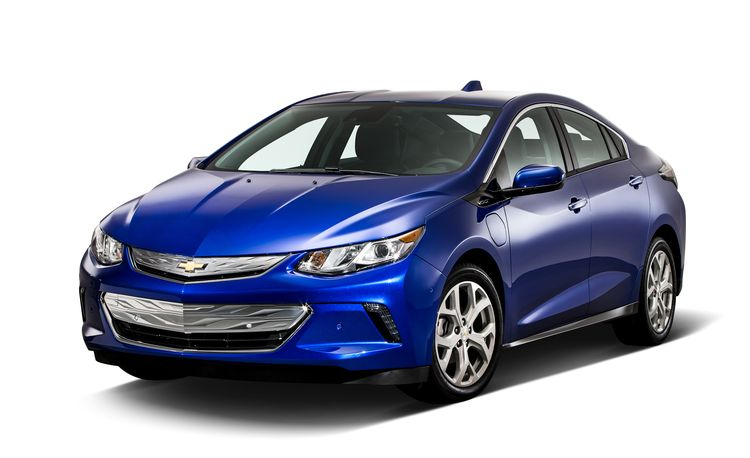 2016 Chevrolet Volt Dissected: Powertrain, Design, Chassis, and More – Feature