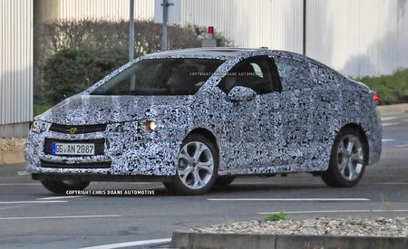 2016 Chevrolet Cruze Spied: What to Expect from the Next Small Chevy – Future Cars