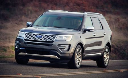 2016 Ford Explorer Priced, New Range-Topping Trim Level Added