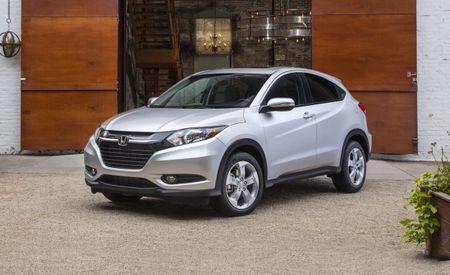 2016 Honda HR-V EPA Estimates Released, Fit-Based SUV Is Not Quite Fit-Efficient