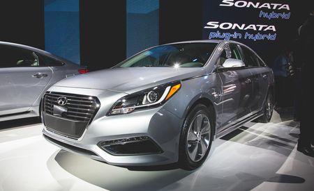 2016 Hyundai Sonata Hybrid and Plug-In Hybrid – Official Photos and Info