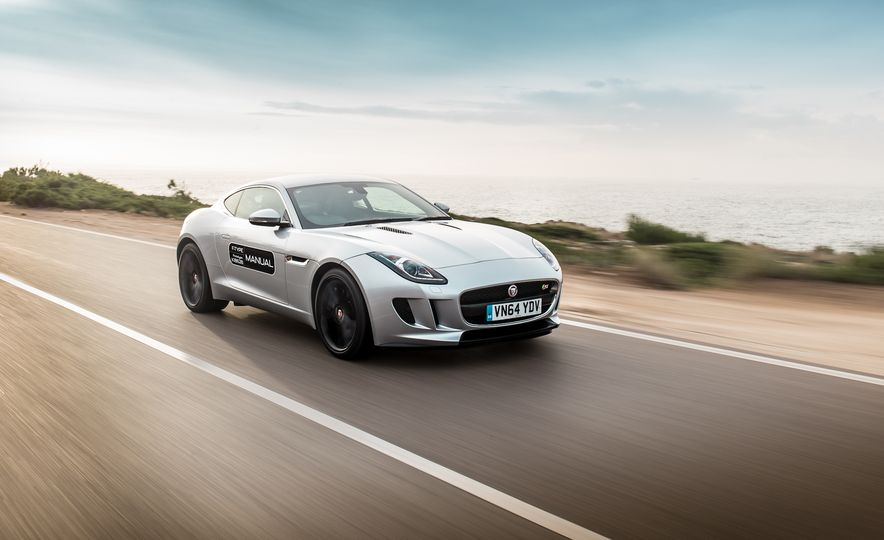 2016 Jaguar F-type roadster AWD (Euro-spec) - Slide 49