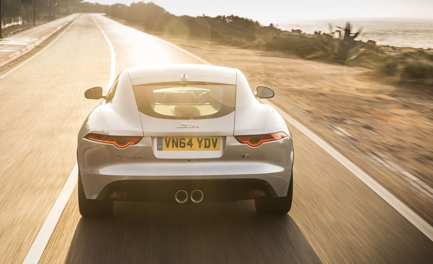 2016 Jaguar F-type roadster AWD (Euro-spec) - Slide 52