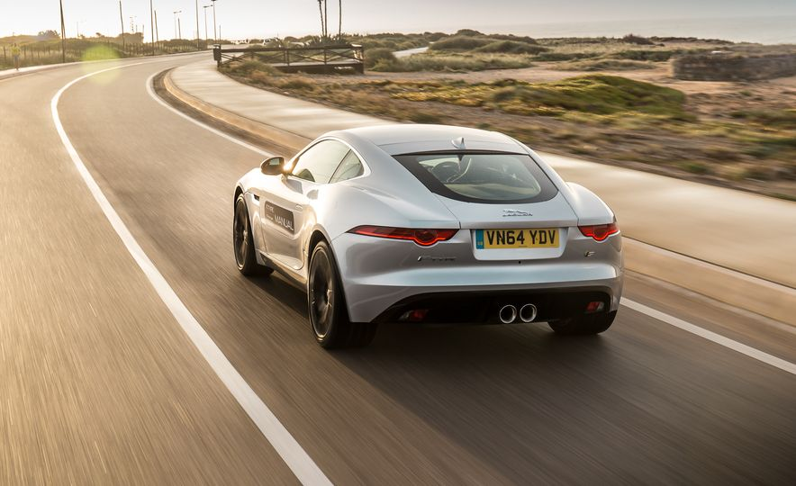 2016 Jaguar F-type roadster AWD (Euro-spec) - Slide 55