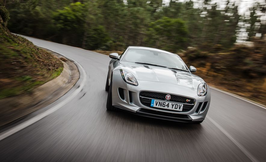 2016 Jaguar F-type roadster AWD (Euro-spec) - Slide 56