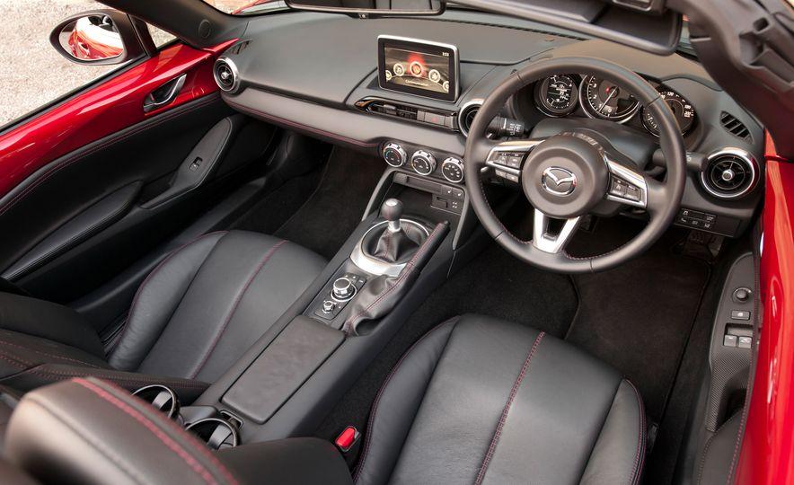 2016 Mazda MX-5 Miata (Euro-spec) - Slide 39
