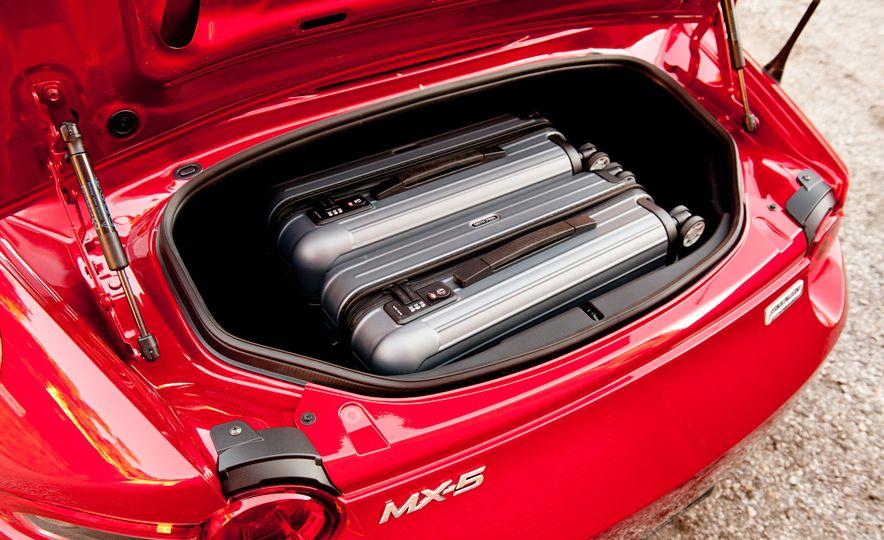 2016 Mazda MX-5 Miata (Euro-spec) - Slide 55