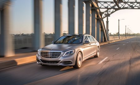 """Bargain 'Bach? 2016 Mercedes-Maybach S600 Priced at """"Just"""" $190,275"""