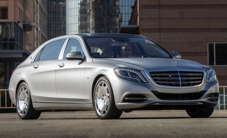 "Bargain 'Bach? 2016 Mercedes-Maybach S600 Priced at ""Just"" $190,275"