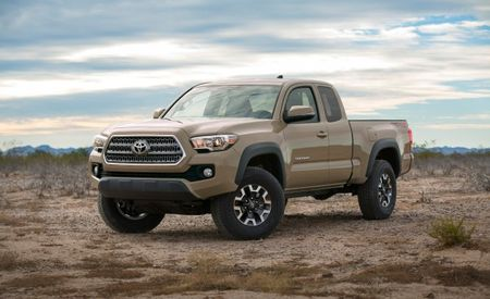 2016 Toyota Tacoma Prices Leak Ahead of Fall Launch
