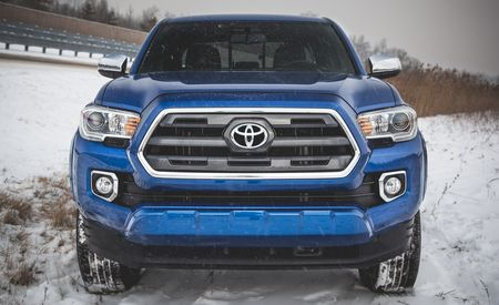 This Is It: 2016 Toyota Tacoma Pickup