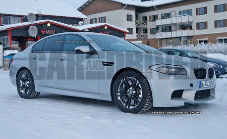 2017 BMW M5 xDrive AWD – Future Cars