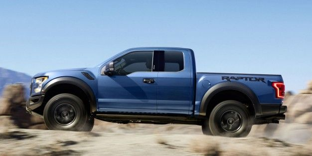2017 F-150 Raptor's EcoBoost V-6 to Make 450 hp, Says Ford's Raj Nair
