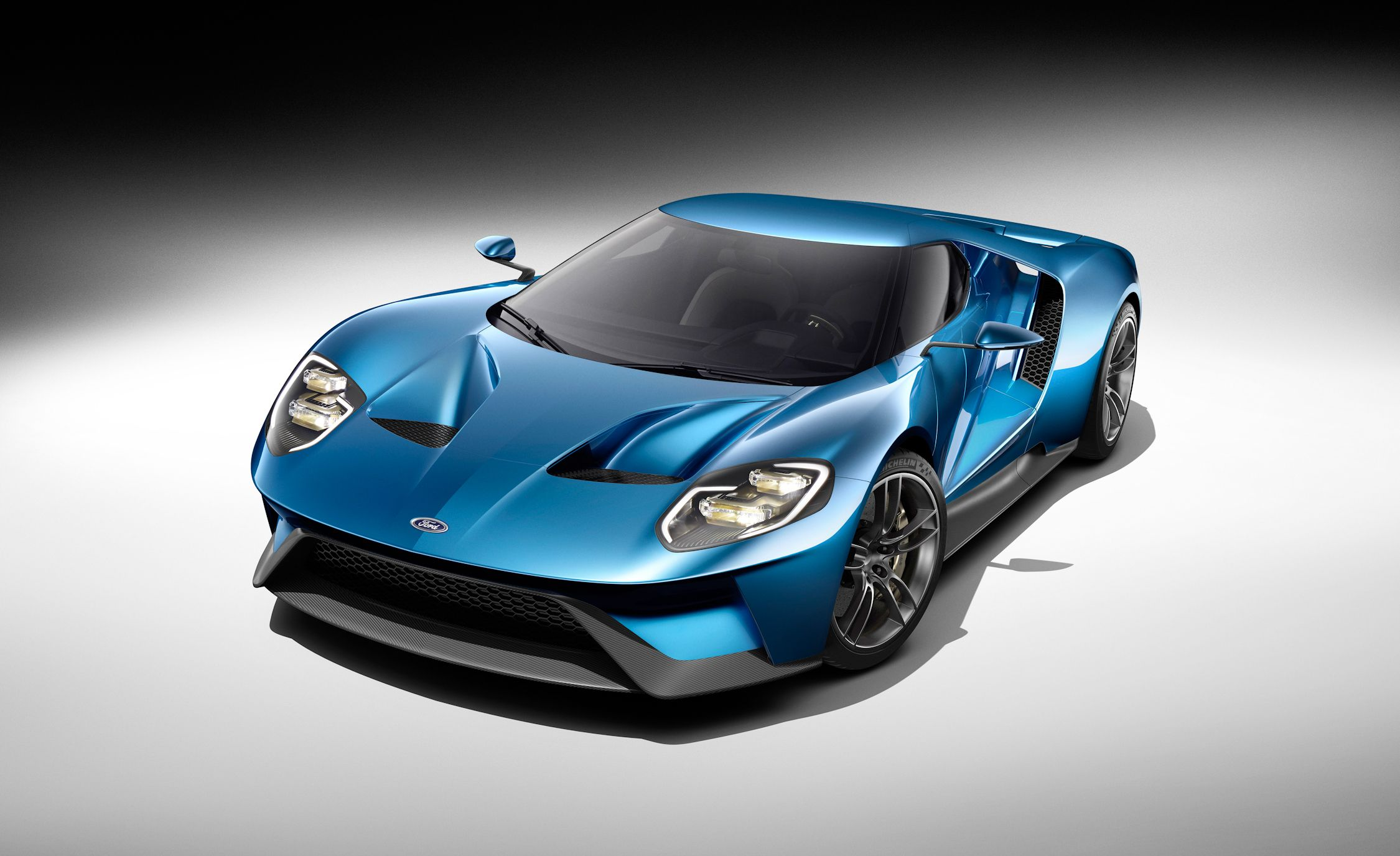 Ford Gt Supercar To Be Assembled In Canada By Multimatic
