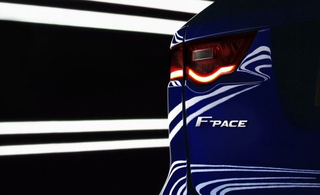 "Jaguar Crossover Confirmed, Will Go By Odd ""F-Pace"" Moniker"