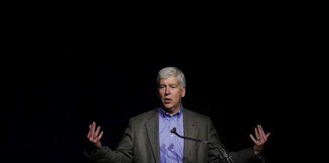 "Gov. Snyder's Anti-Tesla Law Wins Michigan the ""Luddite Award"""