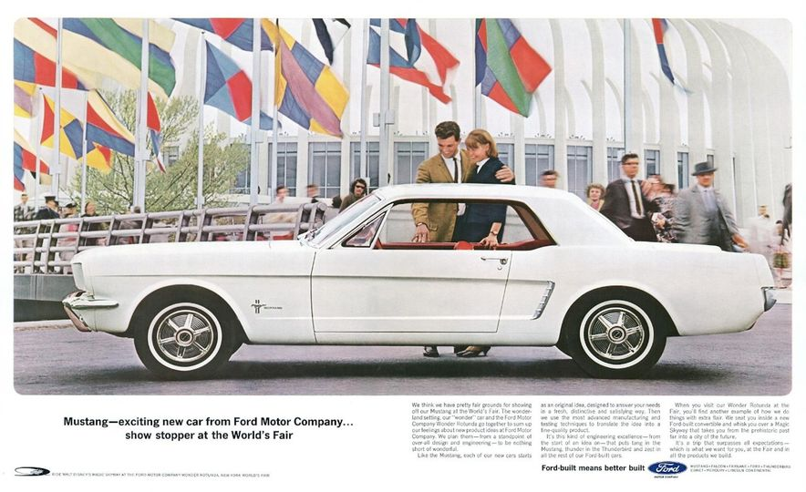 Baby Book: 13 Developmental Milestones of the Ford Mustang's Formative Years - Slide 6