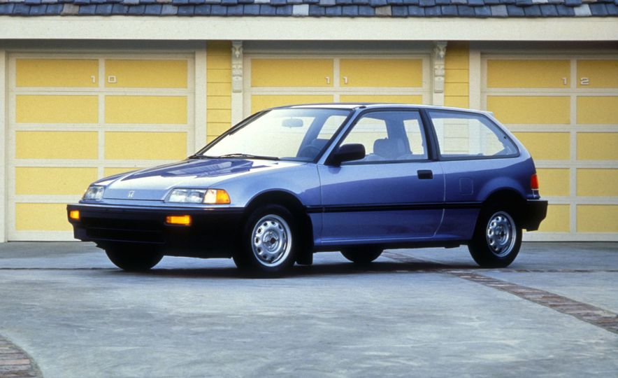 Civic Pride: A Visual History of the Honda Civic - Slide 14