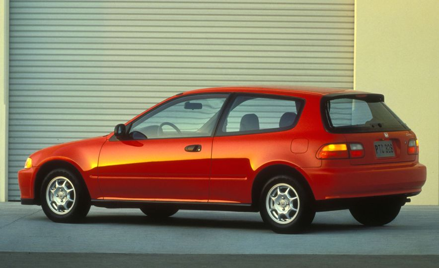 Civic Pride: A Visual History of the Honda Civic - Slide 17