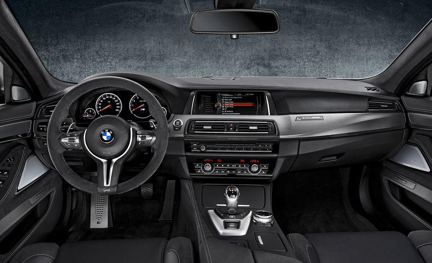 2017 BMW M5 xDrive (spy photo) - Slide 14