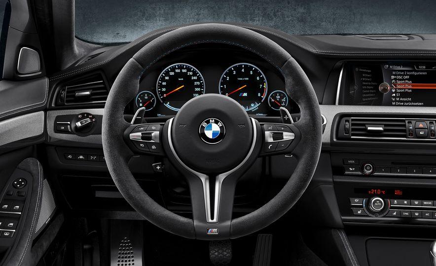 2017 BMW M5 xDrive (spy photo) - Slide 15
