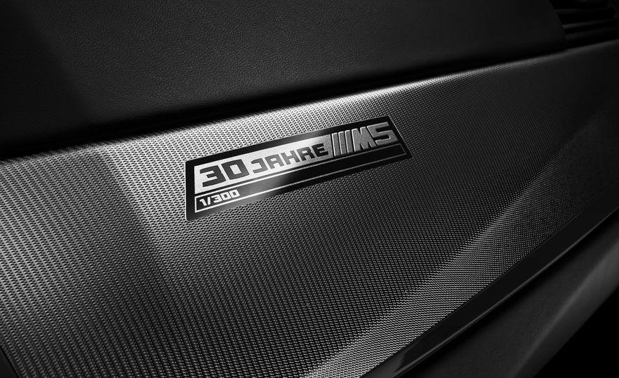 2017 BMW M5 xDrive (spy photo) - Slide 16