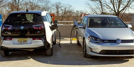VW, BMW, and ChargePoint to String EV Chargers Along the Coasts